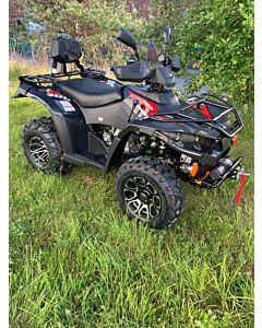 Linhai ATV 300D 4x4 T3B Utstyrspakke for kr 10000 inkludert