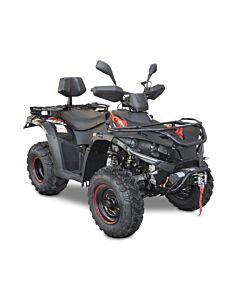 Linhai ATV 300D 4x4 T3B Ustyrspakke for kr 10000 inkludert