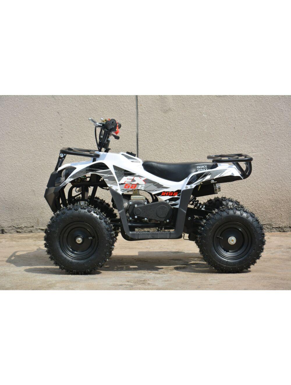 FARMER MINI ATV 49CC FOR BARN HVIT