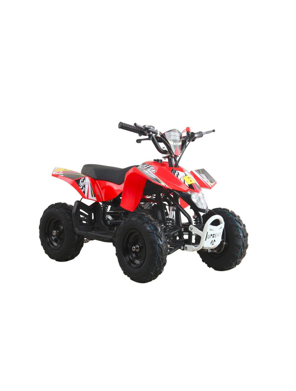mini atv firehjuling for barn 49cc