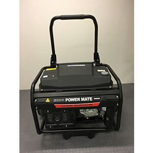 Power Mate 8990ES Black Line bensinaggregat  1 fase