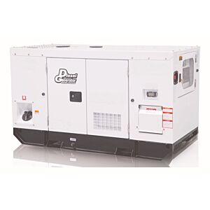Power Mate 11 KVA L3 diesel aggregat innkapslet