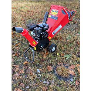 Gardentec GS 100 kraftig fliskutter 6,5 HP