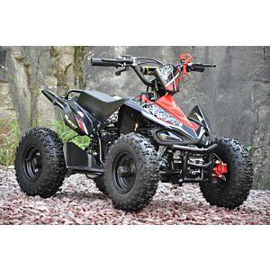 Mini ATV 50cc red edition two