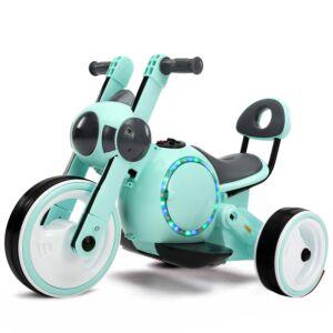 Trehjuling elektrisk for barn