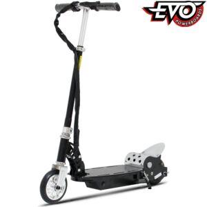 EVO 120 W elektrisk sparkesykkel i sort