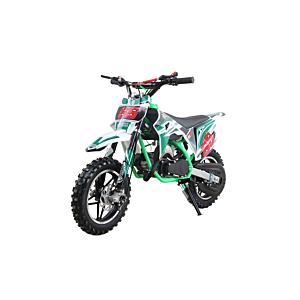 Mini cross 49 cc extreme edition green