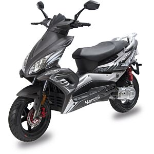 MANCINI FIGHTER 50CC SCOOTER  12
